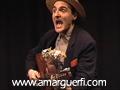 Amar Guerfi - Comédien & Musicien